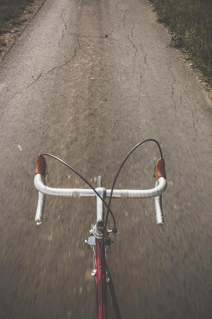 Profitez de balade à vélo à La Moutière.